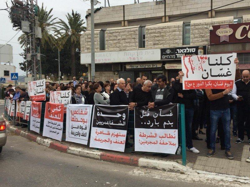 بلديّة شفاعمرو تدعو لاتخاذ خطوات فعلية ضد العنف بعد جريمة القتل امس