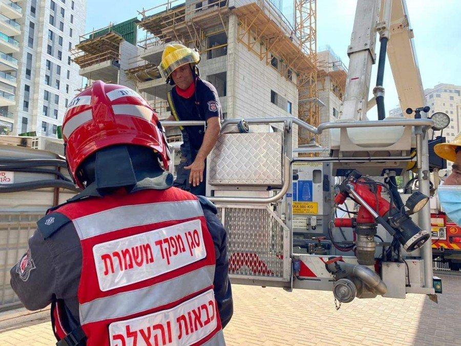 الضحية الـ 45: مصرع عامل فلسطيني بعد يومين من سقوطه من علو