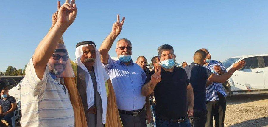 إسرائيل تدمر قرية العراقيب للمرّة 178 والأهالي يشرعون ببنائها