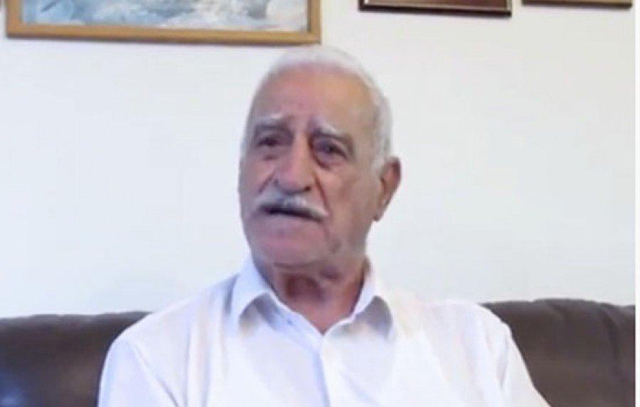 الشاعر والأديب حنا إبراهيم أحد القادة البارزين في التصدّي لمؤامرة الترحيل وظلم الحكم العسكري