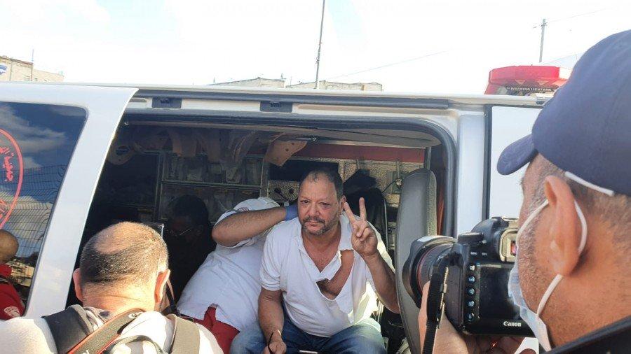 """كسيف يقدم شكوى ضد الشرطة: """"العنف الحقيقي هو عنف الاحتلال في الشيخ جراح"""""""